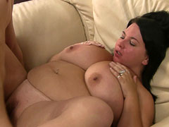Birthday party ends with husband doing the hot BBW friend of his wife